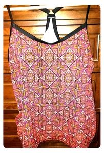 Tankini by SOUTH POINT swimsuit sz 20 built in bra